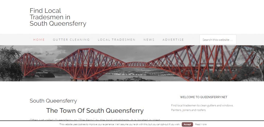 queensferry screenshot